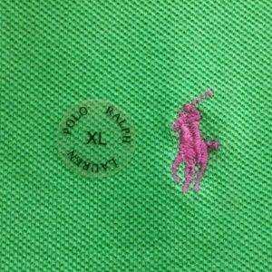 NEW Ralph Lauren POLO ~Green Henley Shirt